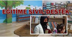 Urfa'da Eğitime Sivil Destek Yeterli Seviyede Değil
