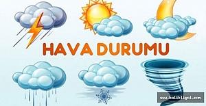 Urfa'da sıcaklar etkisini sürdürmeye devam ediyor! İşte yurtta hava tahminleri