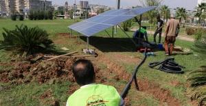 Urfa'da elektrik kesilse dahi trafik ışıkları yanacak