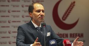 YRP Lideri Erbakan'dan AYM çıkışı: Gereği yapılsın!