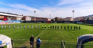 Sarıyer Şanlıurfaspor 3 - 0