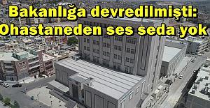 Bina var İhtiyaç Var, Sağlık Bakanlığı sessiz...
