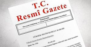 Cumhurbaşkanlığı kararları 25 Kasım 2020 Tarihli Resmi Gazete'de Yayımlandı