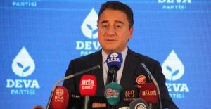 DEVA Partisi Genel Başkanı Ali Babacan: Şanlıurfa'yı Ankara'ya taşıyacağız