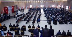 DEVA Partisi Viranşehir İlçe Kongresini gerçekleştirdi