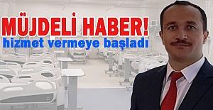 İl Sağlık Müdürü Emre Erkuş...