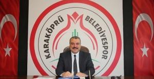 PFDK#039;dan Karaköprü Belediyespor...