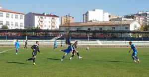 Siirt İl Özel İdarespor 0 - 3 Karaköprü Belediyespor