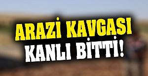 Yine Arazi Kavgası, Suruç'ta Kan Aktı... Ölü ve yaralılar var