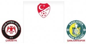 Çorumspor 5 - 1 Şanlıurfaspor