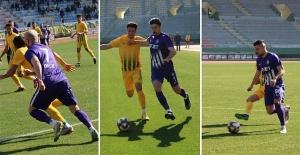 Afjet Afyonspor Şanlıurfaspor 3 - 0