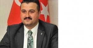 AK Parti il başkanı Bahattin Yıldız...