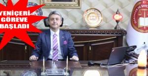 Şanlıurfa Cumhuriyet Başsavcısı Önder Yeniçeri görevi başladı
