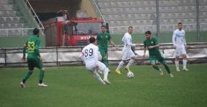 Şanlıurfaspor Kocalispor 1 - 1