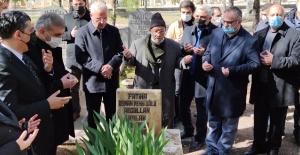 Abdullah Balak Mezarı Başında Anıldı