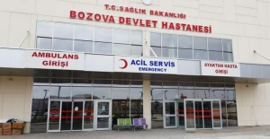 Bozovada genç kız intihar etti