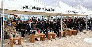 Erzurum Büyükşehir Belediyesinin Onardığı Hamam Türkmen Lisesinde Zil Çaldı