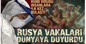 Rusya'da Yeni Virüs Salgını! 7 Kişi Pozitif Çıktı