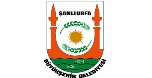 Şanlıurfa Büyükşehir Belediyesinden...