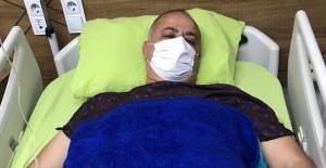Şanlıurfaspor Eski Başkanı Nihat Çakır kalp krizi geçirdi
