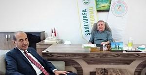 Yalçınkaya'dan Şanlıurfa Platformu'na ziyaret