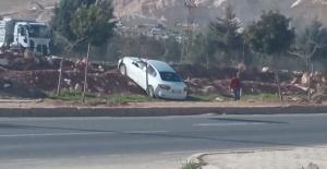 Yenice Çevre Yolu'nda kaza