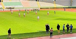 Şanlıurfaspor Zonguldak Kömürspor...