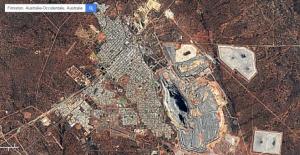 Android için Google Earth zamanda yolculuk etti!