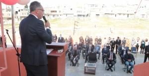 Eyyübiye'de 8 Kütüphanenin toplu açılışı yapıldı
