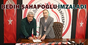 Karaköprü Belediyespor Teknik Direktörü Değişti