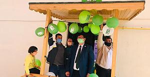 Şanlıurfa'da Yeşilay apartmanı açıldı