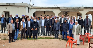 Urfa'da 3 Yıllık Husumet Barışla Son Buldu