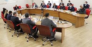 Bölgesel Kalkınmada Güç Birliği Toplantısı Şanlıurfa'da Yapıldı