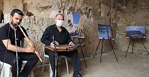 Kizilkoyun Nekropolünde 'Turizm Şehri Şanliurfa' Konulu Fotoğraf Sergisi