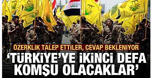 Kuzey Irak'ta yeni bir iç çatışma kapıda! İran Türkiye'ye ikinci kez komşu olacak