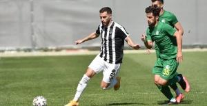 Manisa FK Şanlıurfaspor 1 - 1