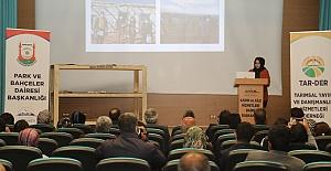 Şanlıurfa Büyükşehirden Çiftçilere İpekböcekçiliği Yetiştiriciliği Konulu Eğitim Semineri