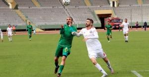 Şanlıurfaspor - Çorum FK: 1 - 0