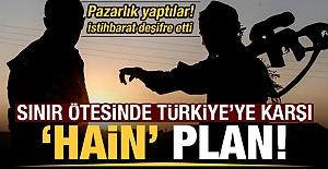 Türk İstihbaratı Sınır Dışında Teröristleri Adım Adım Takibe Alıyor