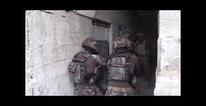 Urfa polisinden 16 mahallede operasyon: 23 şüpheli yakalandı