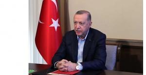 Erdoğan: Pazartesi gününden itibaren kontrollü normalleşmeye geçiyoruz