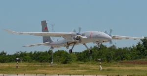 Bayraktar AKINCI S-1'in uçuş testi başarılı geçti