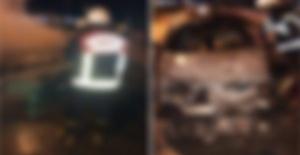 Ceylanpınar'da bir gecede iki araç kundaklandı