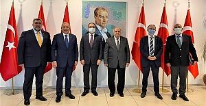 Karabağ Komisyonu'nun İlk Ziyareti…