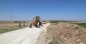 Şanlıurfa Büyükşehir, Kırsalda Çalışmalara Ara Vermiyor