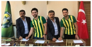 Şanlıurfaspor Şiyar Kepir ve Behlül Aydın'ı transfer etti