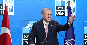 Erdoğan#039;dan NATO#039;ya önemli...