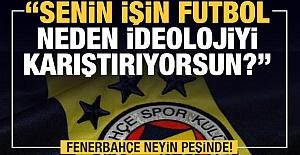 Fenerbahçe neyin peşinde? Spor ile...