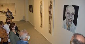 İki Önemli Sergisi, Şanlıurfa Arkeoloji Müzesinde Sanatseverlerle Buluştu