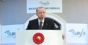 MFA Kocayusuf Maske Fabrikası açıldı